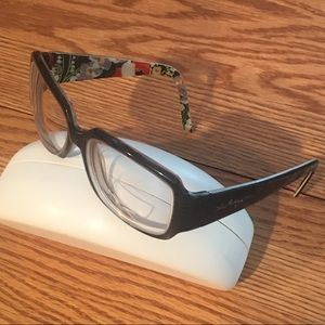 Vera Bradley Poppy Fields Optical Glasses Frames